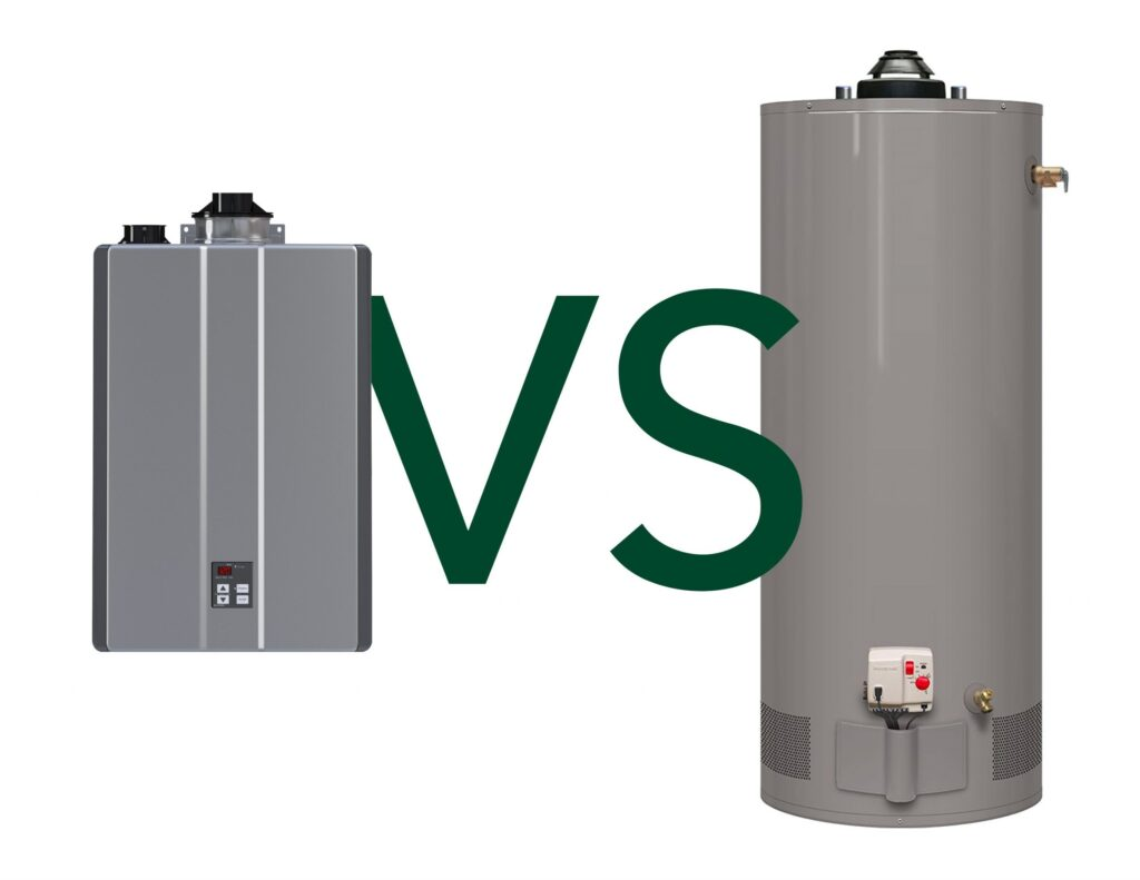 Tank Vs Tankless Water Heater