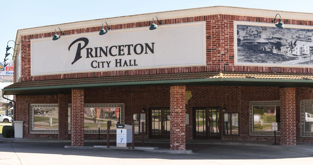 Princeton City Hall